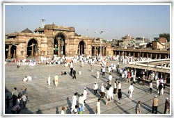 Best Time to Visit Ahmedabad