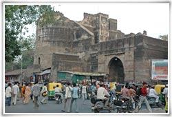 Bhadra Fort in Ahmedabad