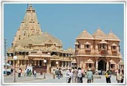 Somnath Temple Ahmedabad